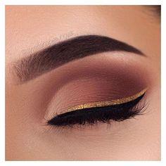 Three Essential Make Up Tips: Eyeliner Makeup Goals, Makeup Inspo, Makeup Inspiration, Makeup Tips, Makeup Ideas, Makeup Tutorials, Makeup Hacks, Style Inspiration, Eyebrow Makeup