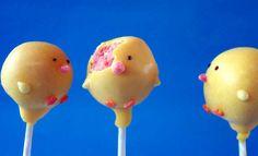 For Anna's bird-themed birthday party - I think I'll make bluebirds.  : )