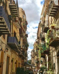 Os voy a volver locos a #fotos... pero es que esto es una maravilla  #Palermo. #Sicilia #Italy