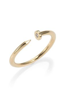14 Gorgeous Engagement Rings Under $500 — Don't Mind If We Do #refinery29 Sydney Evans @ SFA