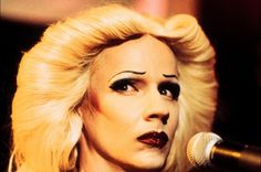 I WISH I could be as pretty as James Cameron Mitchell in Hedwig and the Angry Inch.