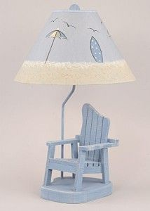 Another Cute Lampshade. This Would Look Great In A Beach Themed Childu0027s  Room. I Would Do A Plain Base In Cream Or Beige.