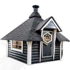 grill kota gartenh tte gartenhaus grillhaus grillplatz holzhaus garten sauna mobiles. Black Bedroom Furniture Sets. Home Design Ideas