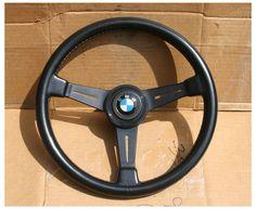 Vintage Nardi Personal Steering Wheel BMW 1600 2002 TII E9 E21 E24 3 0 CS CSL | eBay