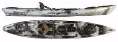 Kayaks 36122: 2017 Ocean Kayak Trident 13 Angler | Fishing Kayak - Urban Camo -> BUY IT NOW ONLY: $1299 on eBay!