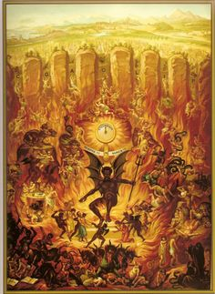 Ut Fideles Inveniatur: Monseigneur de Segur - HELL, IF ANY, WHAT, HOW TO PREVENT IT.