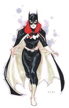 Batgirl, in AdamJensen's Some Collected Favorites Comic Art Gallery Room - 1040600