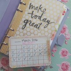 My no shopping month is going really well but I'm looking forward to March being over!    #planner #filofax #filofaxing #plannergoodies #plannergirl #plannercommunity #scrapbooking #plannernerd #planneraddict  #happyplanner #plannerstickers #washitape #washi #plannerlove #filofaxlove #plannerinspo #plannerinspiration #projectlife #plannernewbie by frost_from_fire