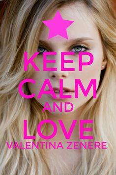 KEEP CALM and LOVE Valentina Zenere