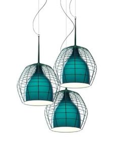 Cage Light by Diesel with Fiscarini