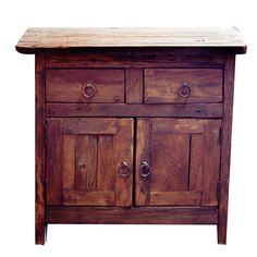 BarnWood Vanity - single sink / 100% hand crafted rustic furniture