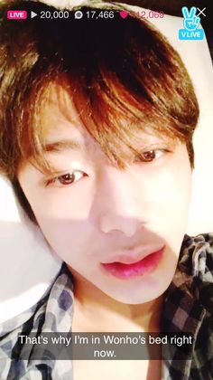 is... is... this real | Hyungwon