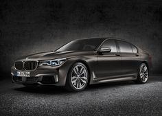 BMW 760 Lix3: Premiere auf dem Genfer Autosalon