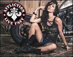 Affliction - одяг в рокерськом стилі http://www.okidoki-ua.com/katalog-magazyniv/odyag-i-vzuttya/affliction/ #affliction