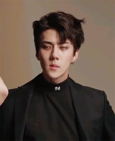 sehun - monster photoshoot (4/6)