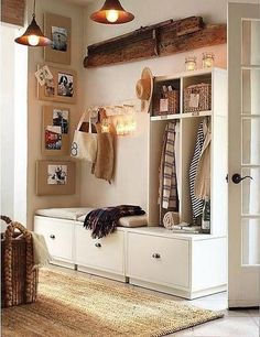 foyer decorating with entryway furniture and storage organization