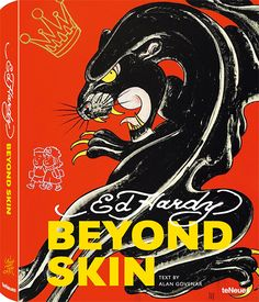Livre Beyond Skin