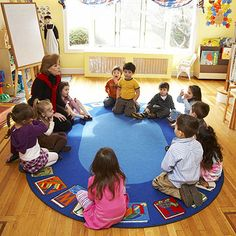 4 Important Opportunities Preschool Offers