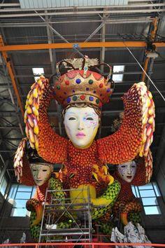 Carnevale di viareggio Carnevale d'Italia nel mondo