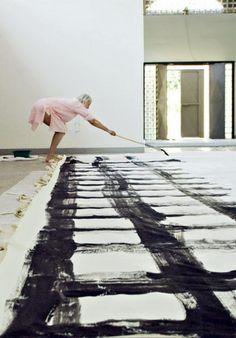 Isabella Ducrot - Serenata A Tre,  2009 work in progress