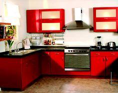 Colores que inspiran en la cocina.