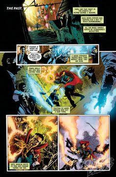 Exclusive Preview: DOCTOR STRANGE LAST DAYS OF MAGIC #1 - Comic Vine