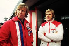 1972 - Ronnie Peterson and Reine Wisell - Jarama