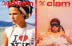 Clam #19 - The world around you