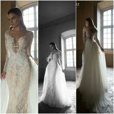Wedding dress by Tarik Ediz. Style: G1165