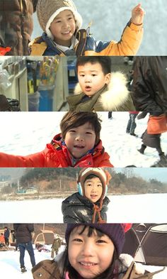 5 Adorable Children who stole my heart =)