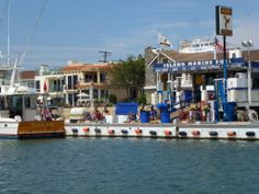 Balboa Island in California