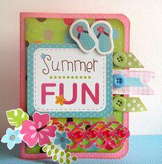 Summer Fun - Scrapbook.com