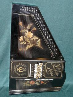 my elementary school teacher taught us with an autoharp...thank you Mrs. Albright