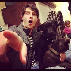 Shane and dogs