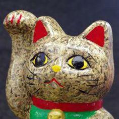 金運・札束招き猫