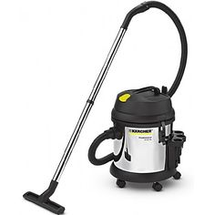 Wet & Dry Vacuum Cleaner - Karcher NT 27/1 ME I Cleaning Tips, Hacks & Products
