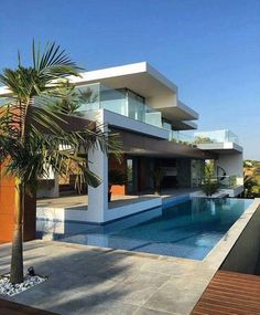 Contemporary ResidenceLocation: #Portugal---#luxury #luxuryhome #architect #luxuryhouse #arquitectura #luxurylife #luxurylifestyle #mansion #mansions #mansionhouse #bighouse #bighouses #lights #homes #homesweethome #homestyle #homestead #homestyling #house #houses #architecture #architectureporn #design #modern #architects #building #interior #interiordesign---All credits correspond to photographer,designer,creator