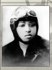 On June 15, 1921 Bessie Coleman became the first black woman in the world to earn an aviation pilot's license. She studied in France because no US school would accept her, and she returned to a career of barnstorming and encouraging blacks and women to fly. She died in a plane crash on April 30, 1926 at the age of 34. great website http://www.bessiecoleman.com/# #TodayInBlackHistory