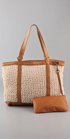 Mara Hoffman Rope Bag thestylecure.com
