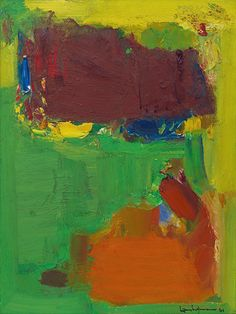 'Spring on Cape Cod' (1961) by Hans Hofmann