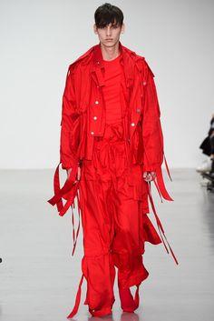 Craig Green Fall 2015 Menswear Fashion Show
