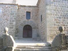Portada meridional de la Iglesia de Santa Catalina (El Real de San Vicente) Siglos XVI