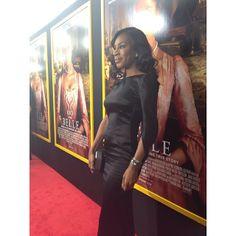 A vision: #BelleMovie director Amma Asante!