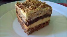 Kremast kolač Rimljanka/Bogat ukus čokolade - YouTube