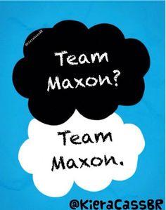TEAM MAXON FOR LIFE