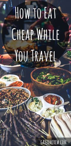 food travel| travel tips| travel ideas| travel essentials| budget travel tips
