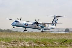 Flybe - Bombardier Q400 - G-JECH | CDG/LFPG