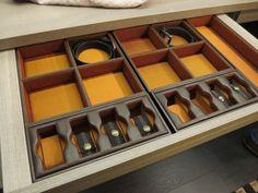Poliform drawer organizer