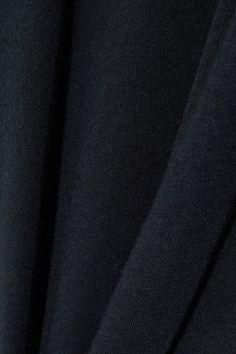 Skin - Organic Pima Cotton-jersey Pajama Top - Midnight blue