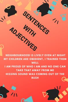 Learning English can be fun but torture as well, if you read difficult texts. English Adjectives, English Vocabulary, English Grammar Online, Feeling Helpless, Simple Sentences, New Words, Learn English, Something To Do, The Neighbourhood